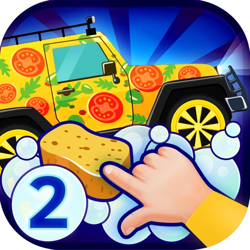 Car Detailing Games for Kids and Toddlers 2