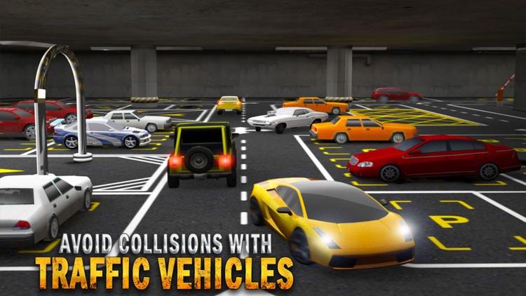Multi Level Car Parking Spot: Driving School Game screenshot-3
