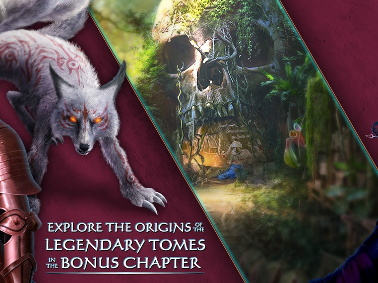 Sable Maze: Sinister Knowledge HD - Hidden Objects screenshot-3
