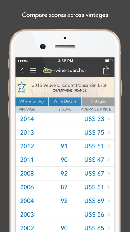 Wine-Searcher screenshot-4