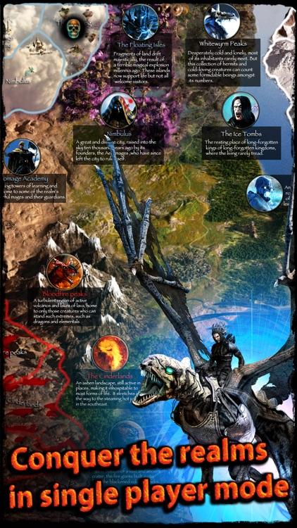 Spellcraft: Descent into Chaos screenshot-4