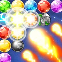 游戏 - 翻滚球球消消乐