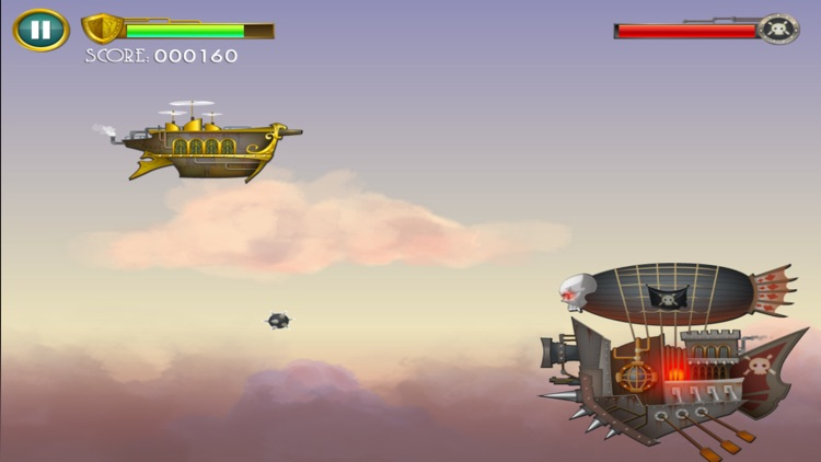 Airship Squadron Defender screenshot-3