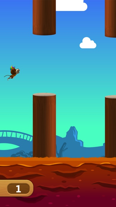 !원숭이Chimpy -원숭이 게임 이야기 for Windows