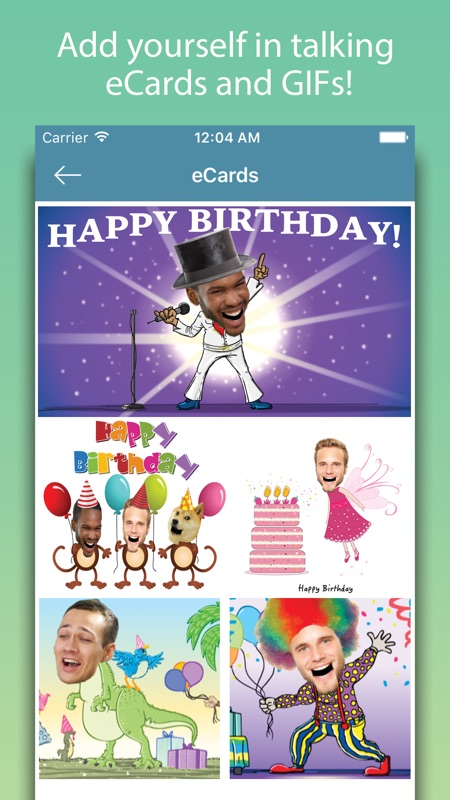 Create Funny Animated Video And GIF ECards For All Occasions That Will Make Anyone Laugh Features Select From Lots Of ECard Backgrounds