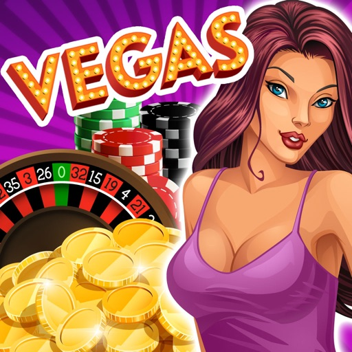 All-In Lucky Vegas Party Casino -Super Rich Slots+ icon