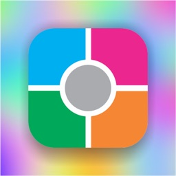 Photo Blend - Picture Grid Collage Effect