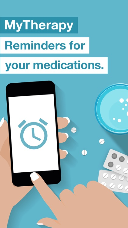 MyTherapy Pill Reminder & Medication Tracker