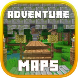 MAPS FOR MINECRAFT PE POCKET EDITION - ADVENTURE !