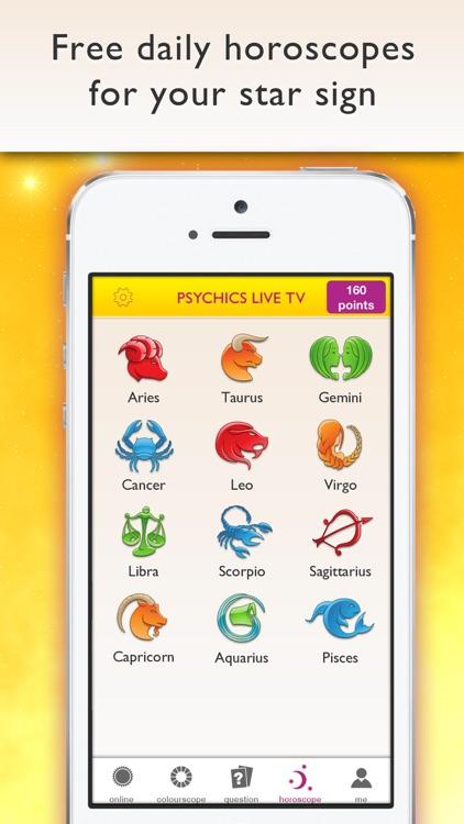 Psychics Live: Psychic Readings, Tarot, Horoscopes screenshot-3