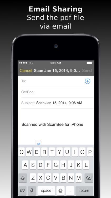 ScanBee - Scanner & copier