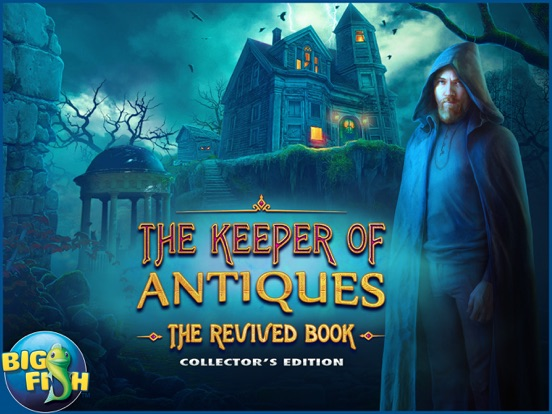 The Keeper of Antiques: The Revived Book HD screenshot 5