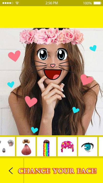 Funny Face - Swap Filters Pic Effects Photo Editor