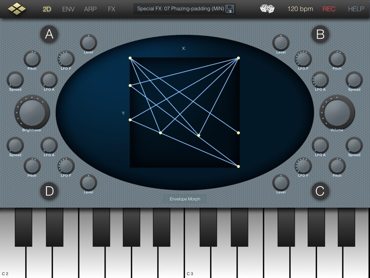 Cube Synth screenshot-0