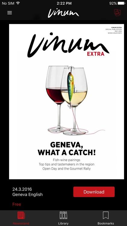 Geneva Wine Magazine