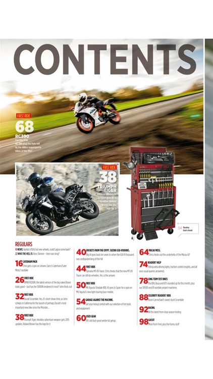 Superbike Magazine screenshot-3