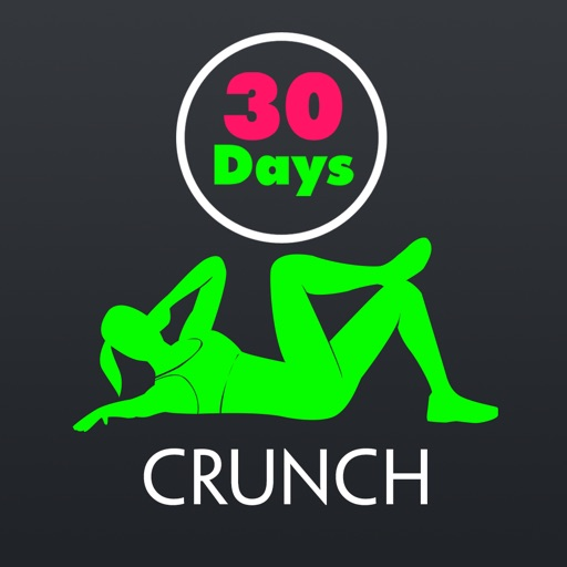 30 Day Crunch Fitness Challenges Pro