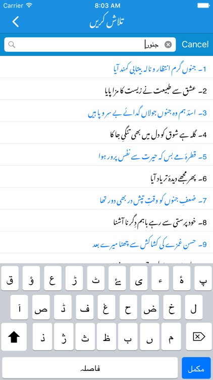 Dewaan e Ghalib screenshot-4