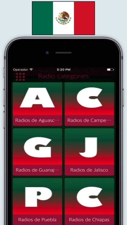 Radio Mexico FM AM - Live Radios stations Online screenshot-0