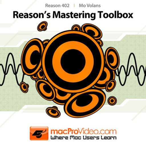 Course for Reason 6 - Reason's Mastering Toolbox