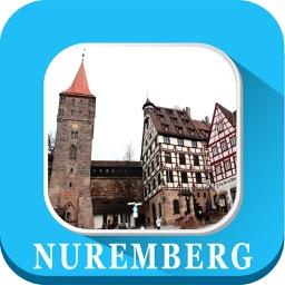 Nuremberg Germany - Offline Maps navigator