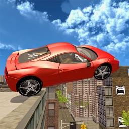 Crazy City Roof Stunts