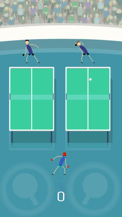 Dual Tennis screenshot-1