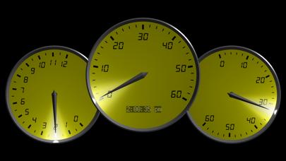 0 To 60 Speedo Clock review screenshots