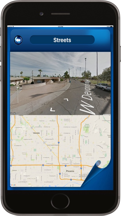 Phoenix Arizona USA - Offline Maps navigator screenshot-4