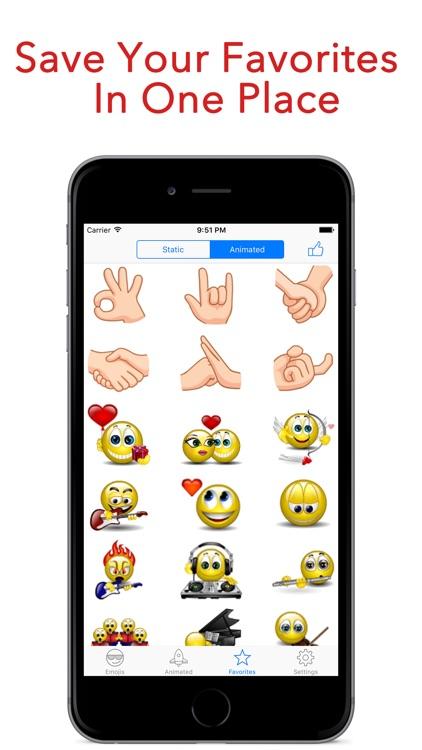 Naughty messenger app