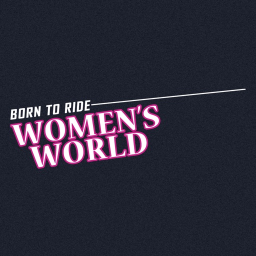 Born To Ride Women's World icon