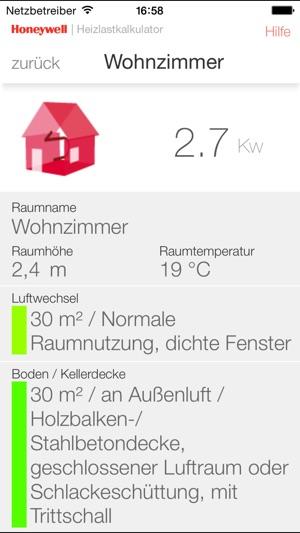 Heizlast Nach Din En 12831 Im App Store