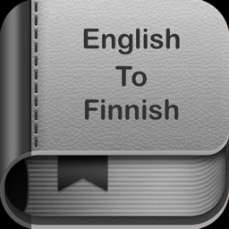 English To Finnish Dictionary and Translator