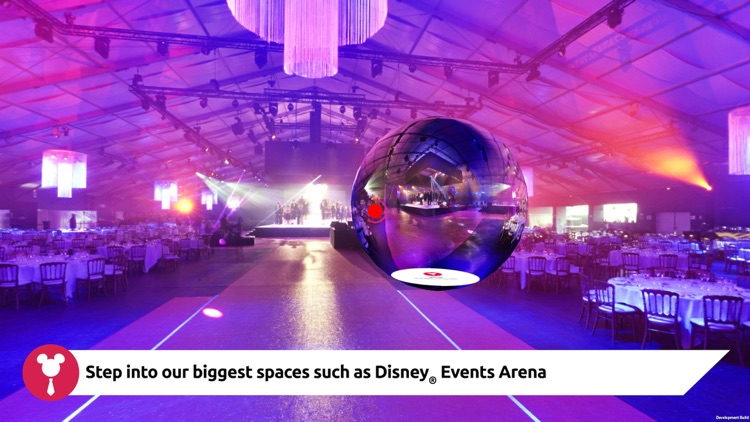 Disney Business Solutions VR