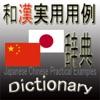和漢実用用例辞典 - iPhoneアプリ