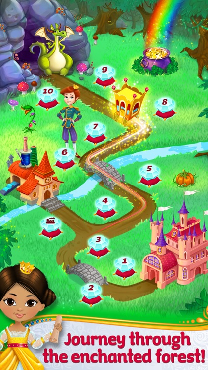 Fairytale Fiasco - Royal Rescue screenshot-3