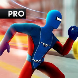 Run Super Hero Run Pro