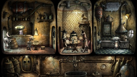 Screenshot #11 for Machinarium