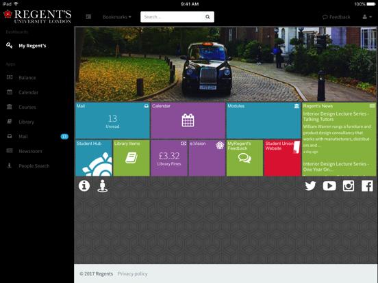 MyRegent's screenshot 6