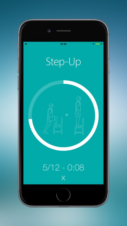 7 Min Work Out - Daily Bodyweight Power Training screenshot-3