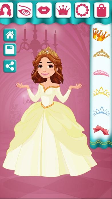 点击获取Dressing & make up princesses games for girls