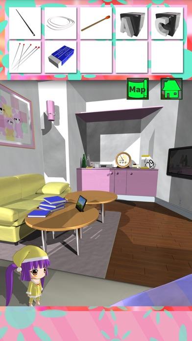 脱出ゲーム 大きな部屋と小さな私紹介画像2