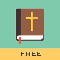 Icelandic and English KJV Bible
