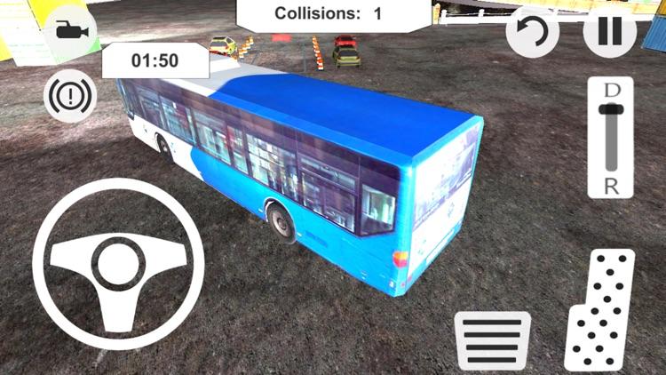 Car Parking Mania - 3D Real Driving Simulator Game screenshot-4