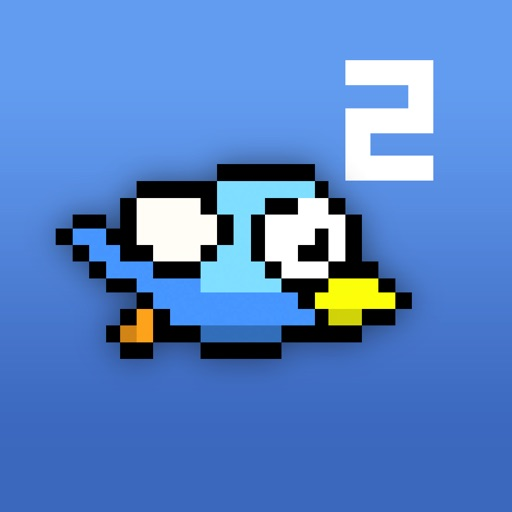 Blue Bird 2 Flappy Resurrect
