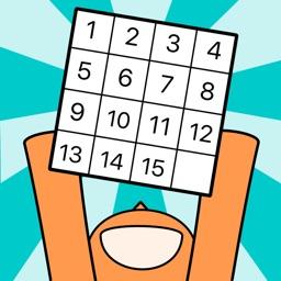 Solve your 15-Puzzle