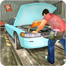 Limousine Car Mechanic 3D Sim– Auto Repair Station