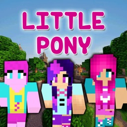 Skins for Little Pony - Best Skins for MCPE & PC