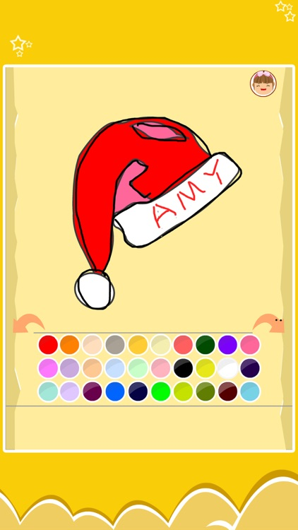 Christmas Drawing Free For Toddlers