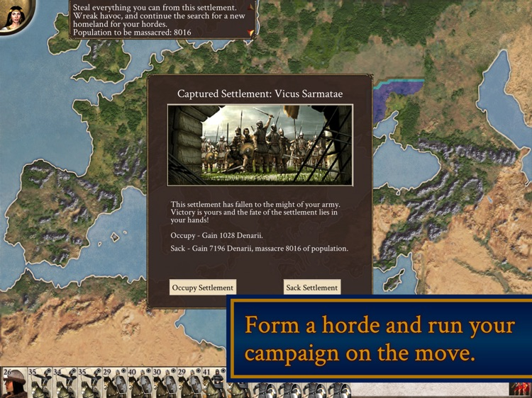 ROME: Total War - Barbarian Invasion screenshot-2